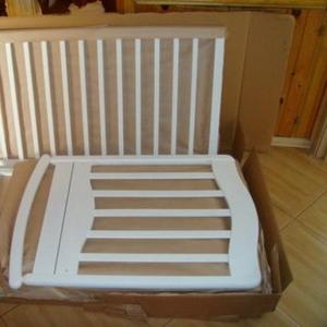 Продается новая детская кроватка Гандылян Ванечка (качалка)