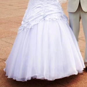 Продам элегантное свадебное платье!