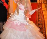 Продам шикарное свадебное платье российского бренда