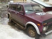 Продам автомобиль  ВАЗ 2131,  1998